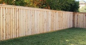 Privacy Fence in Mansfield